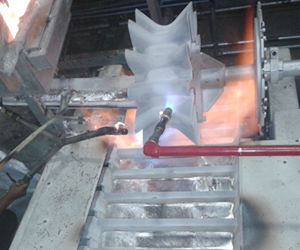 Aluminum Ingot Making Turnkey Project Aluminium Ingot